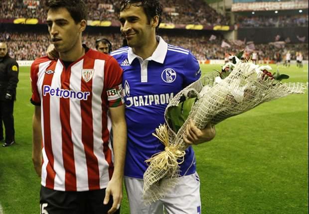 Ligue Europa - Raul améliore son record