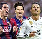 CR7, Messi e os candidatos a artilheiro da UCL 2016/17