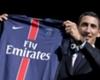 PSG: Di Maria und Ibrahimovic fallen weiter aus