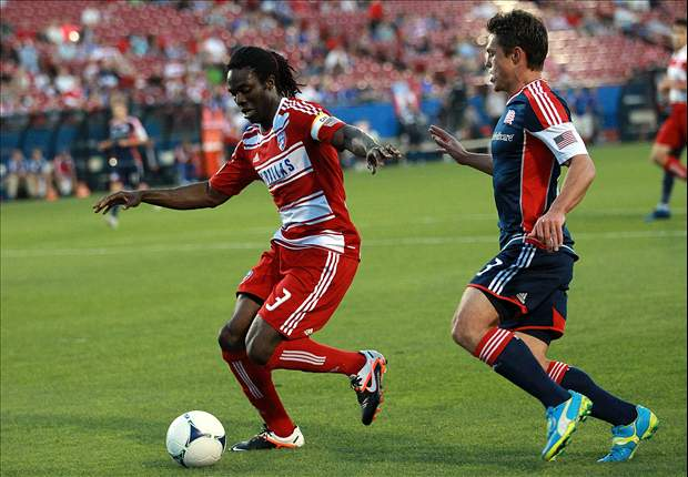 FC Dallas 1-0 New England Revolution: Ugo Ihemelu scores winner in injury time