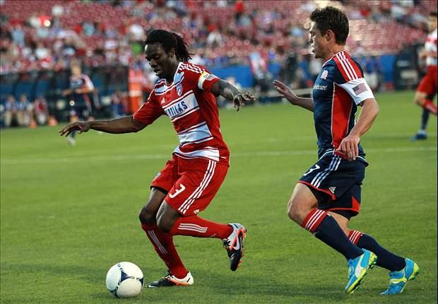 FC Dallas 1-0 New England Revolution: Ugo Ihemelu scores winner in injury time