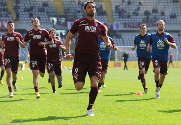 Torino Umumkan Nomor Jersey Musim 2012/13