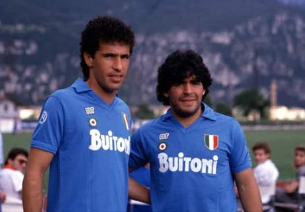 Maradona: I'm still in love with Napoli