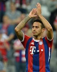 Thiago Alcántara Player Profile