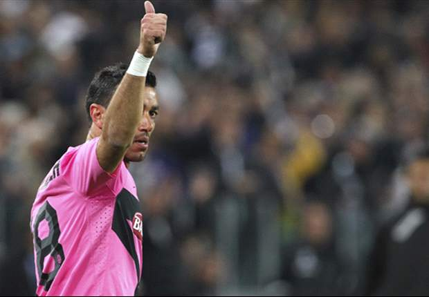 Quagliarella would welcome Van Persie at Juventus