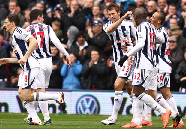 West Brom 3-0 Blackburn Rovers: Fortune and Ridgewell add to Olsson own goal to give Baggies first win in five