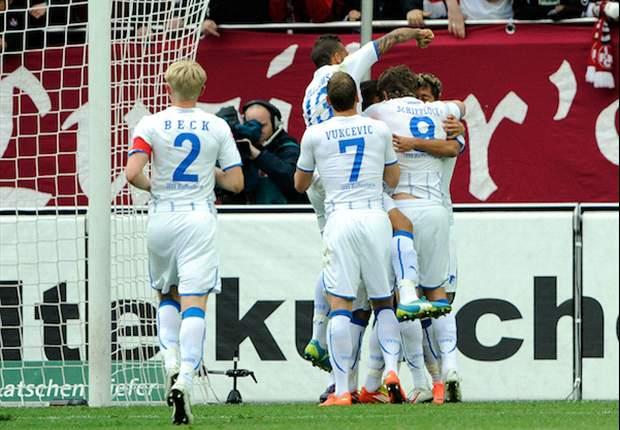 Auswärtssieg! Hoffenheim zerstört Kaiserslauterns Hoffnungen