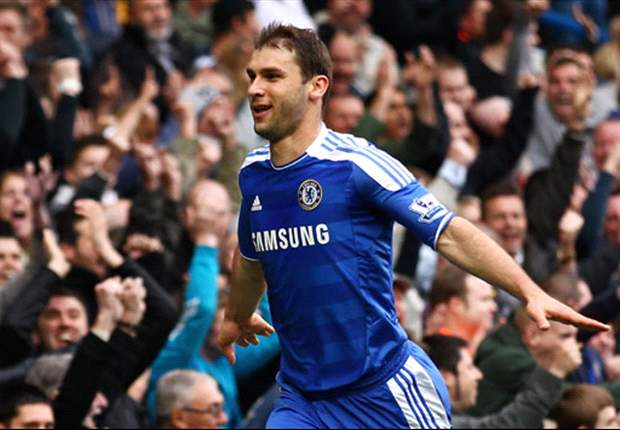 Chelsea 2-1 Wigan: Dramatic late Mata winner keeps Blues in Champions League hunt after controversial Ivanovic opener