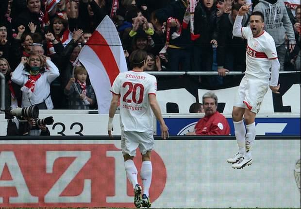 Round-Up Bundesliga Jerman: VfB Stuttgart & Werder Bremen Jaga Kans Ke Eropa