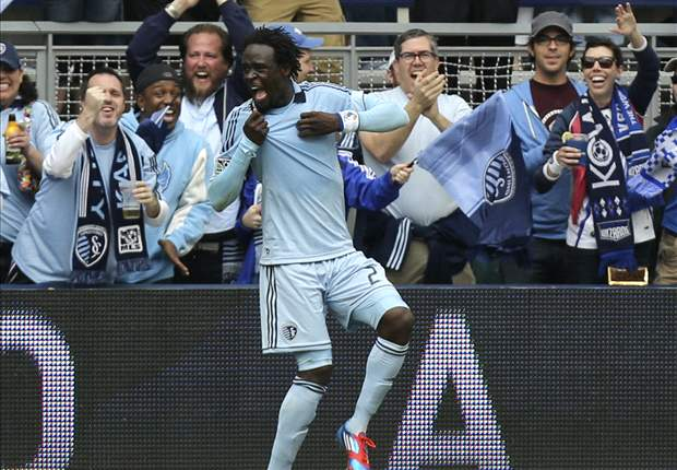 Sporting Kansas City 1-0 Los Angeles Galaxy: Galaxy's woes persist in away loss