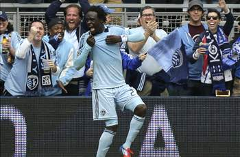 Sporting Kansas City loans Kei Kamara to Norwich City