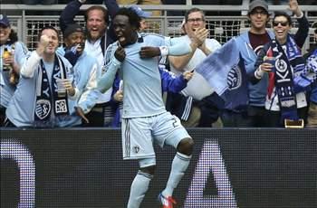 Sporting Kansas City loans Kei Kamara to Norwich City