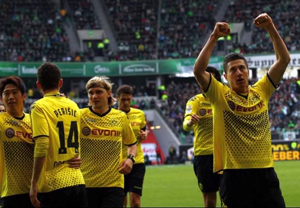 Bundesliga Team of the Week Round 32: Ribery earns eighth appearance while Kagawa makes it seven