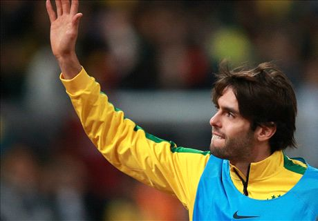 Kaka, Oscar cut from Brazil squad