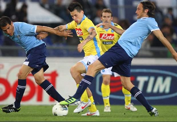 Lawan Lazio, Marek Hamsik Harapkan Tuah Coppa Italia