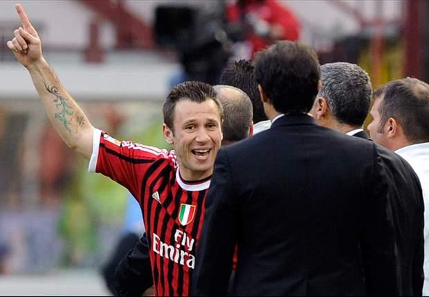 35. Spieltag: Die Elf des Tages in der Serie A