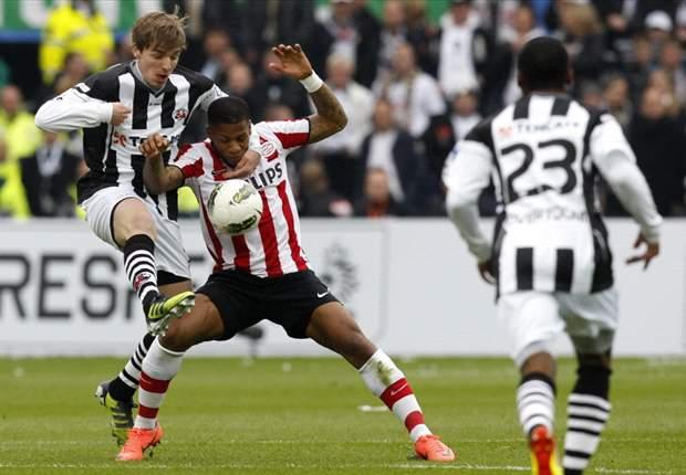Aanvallend Heracles op bezoek bij PSV