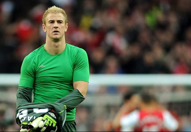 'I'm sure the people of Limerick will give us a great greeting' - Manchester City goalkeeper Joe Hart
