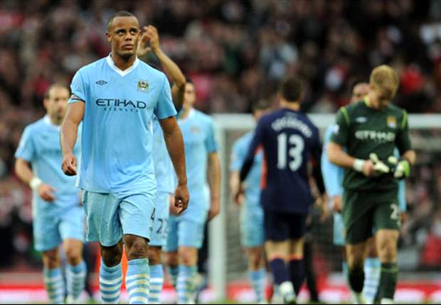 Kompany denies Manchester City favourites tag