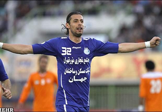 Former Iran international Ferydoon Zandi slams Esteghlal exit 'rumours'