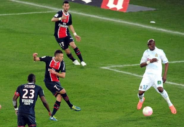 PSG klopt Marseille in keiharde Klassieker