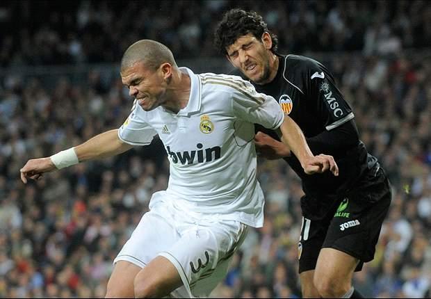 Real bijt zich stuk op Guaita en Valencia