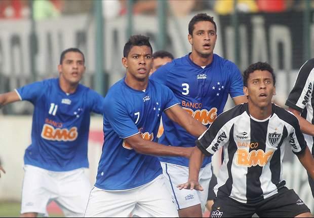 Atlético-MG cede empate para Cruzeiro no clássico em MG