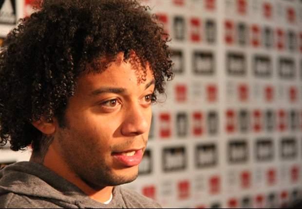 Marcelo: Malinterpretaron lo que dije, para mí el mejor es Cristiano Ronaldo