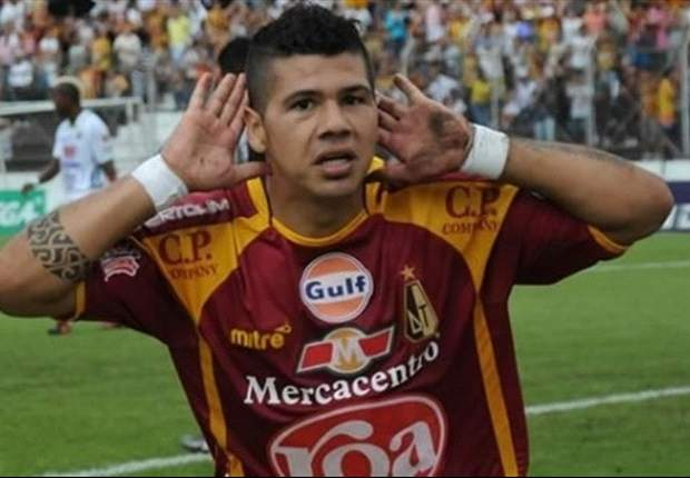 Robin Ramírez en la mira del Sporting