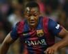 Villa signs Traore from Barca