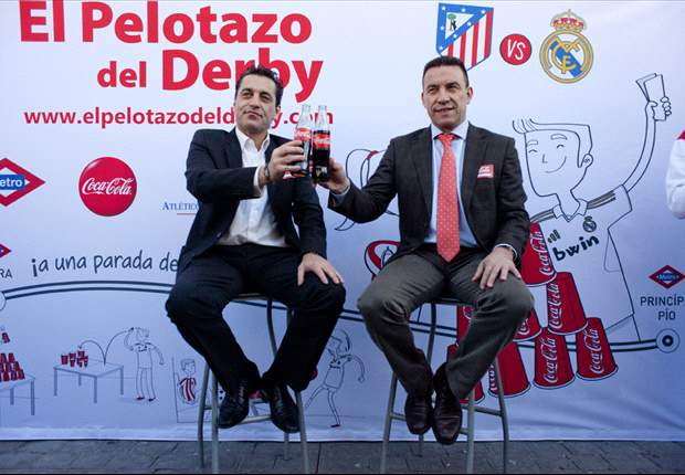 Futre confident Atletico will beat Real Madrid
