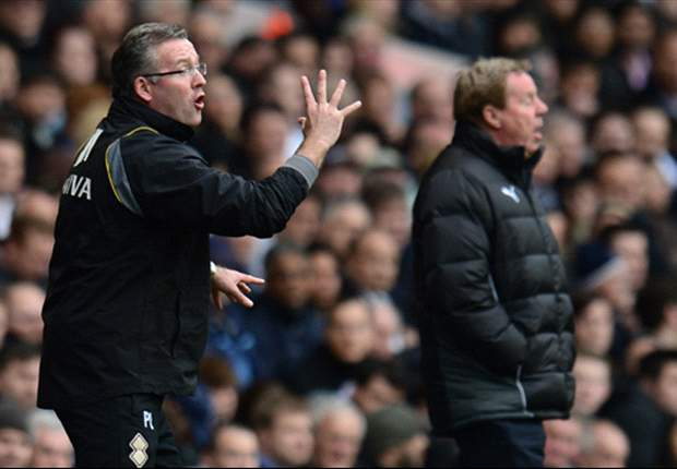 Norwich City manager Lambert hits out at 'unfair' Aston Villa speculation