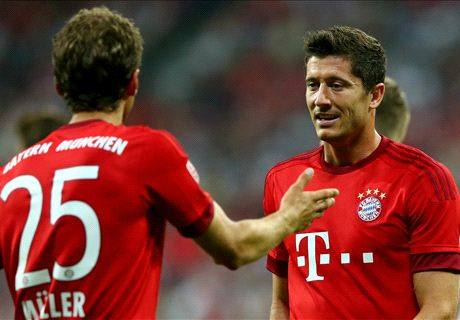 Five talking points from Bayern-HSV