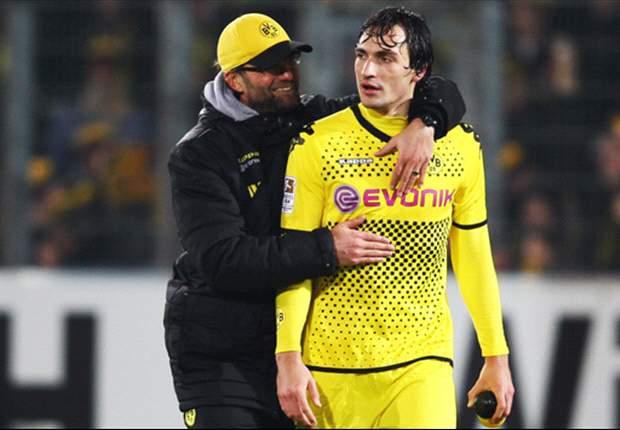 BVB: Mats Hummels muss Training abbrechen