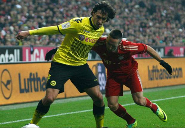 Borussia Dortmund - Bayern Munich Preview: Rivals meet at the Signal Iduna Park in Bundesliga title showdown