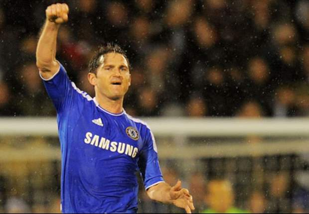 Lampard proud to captain Chelsea in Champions League final