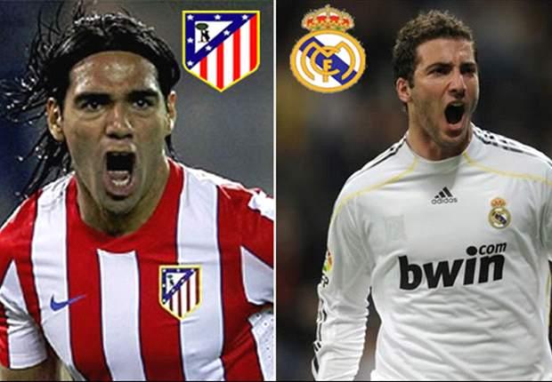 ESP - Atletico - Real Madrid, les compos officielles