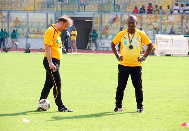Ghana FA: No assistant coach for Black Stars yet