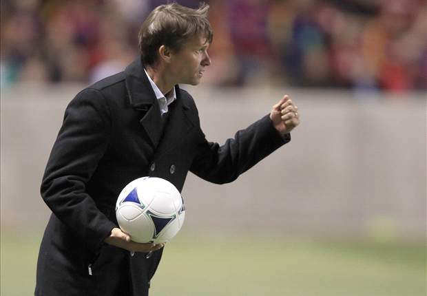 Nick Sabetti: Marsch making a case for MLS coach of the year honours