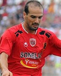 Hocine Achiou, Algeria International