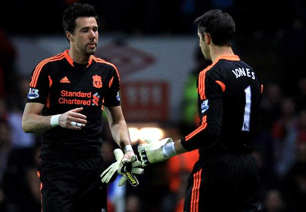From Down Under to Wembley: How Brad Jones overcame personal tragedy to become Liverpool's temporary No.1