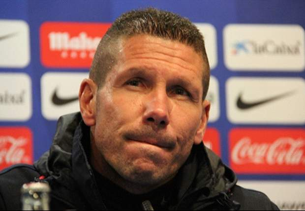 Diego Simeone: Pemain Atletico Madrid Frustrasi