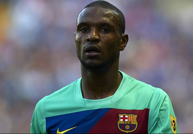Abidal to travel with Barcelona's squad to PSG friendly