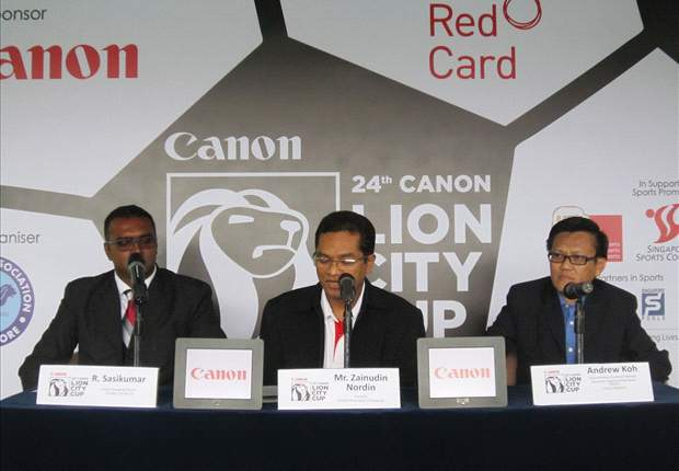 24th Canon Lion City Cup to feature youth teams from Ajax Amsterdam, Boca Juniors, Manchester City and Porto FC