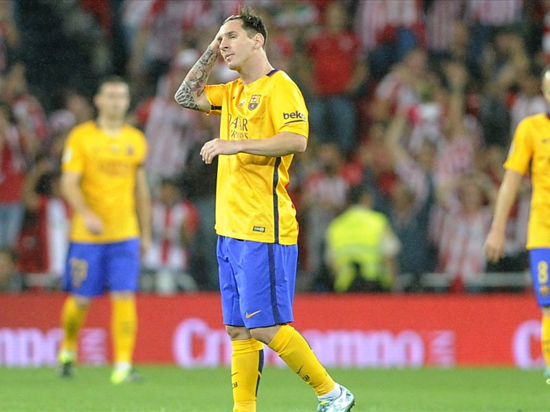 What a mess: Barca utterly humiliated... is sextuple dream over already?