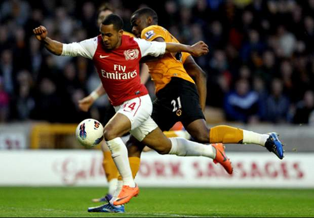 Can Theo Walcott be a Thierry Henry if deployed as a centre forward?