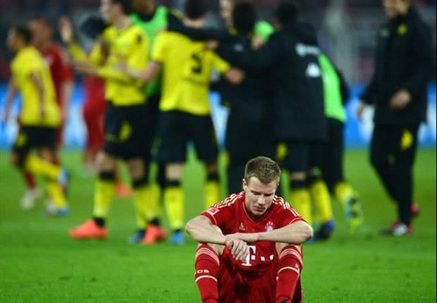 Borussia Dortmund 1-0 Bayern de Múnich: Lewandowski sentencia la Bundesliga