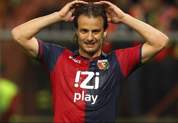 Preziosi: Gilardino can stay at Genoa if he wants