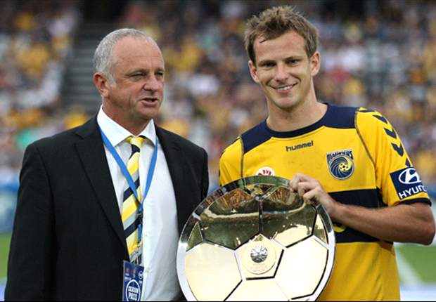 Central Coast Mariners captain Alex Wilkinson edges closer to Korean move with Jeonbuk