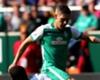 Aron Johannsson scores for Werder Bremen